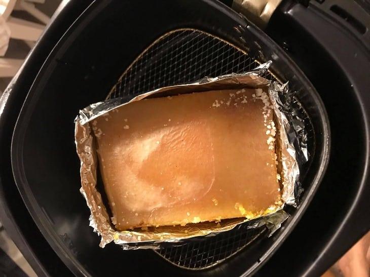Cách nướng thịt bằng nồi chiên không dầu