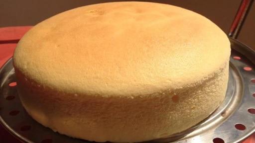 Làm bánh gato bằng nồi chiên không dầu